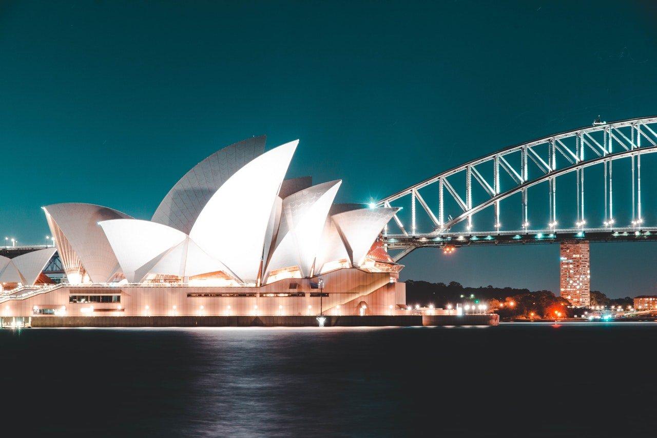 AUSTRALIA Legalized