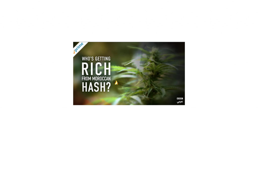 Whos getting rich fro moroccan hash