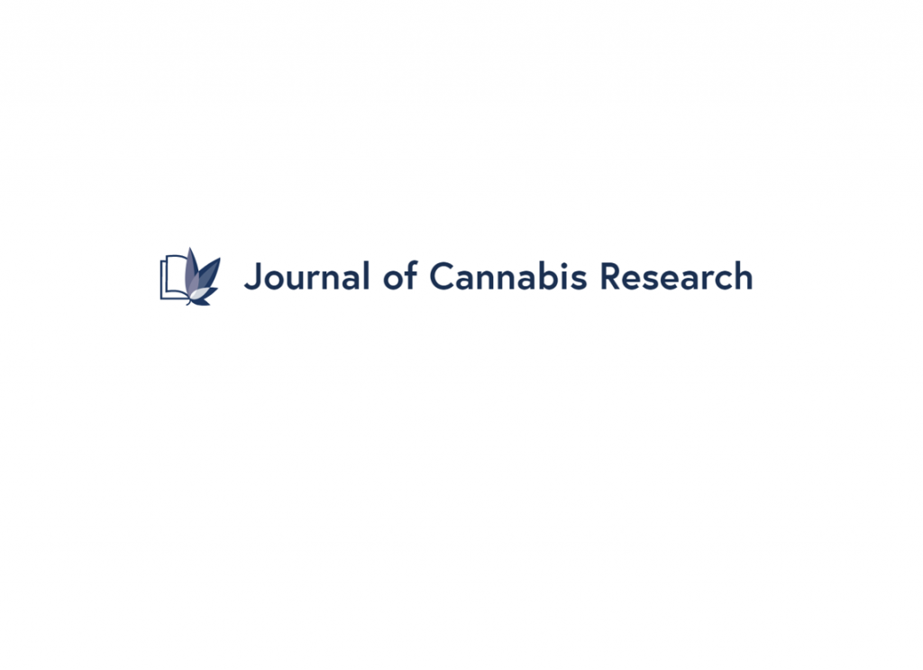 Journal of cannabis research