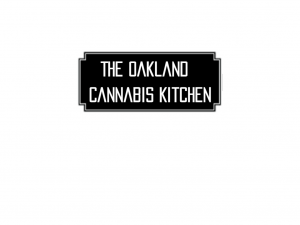 The Oakland Cannabis Kitchen