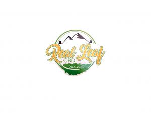 Real Leaf CBD logo