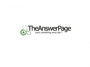TheAnswerPage