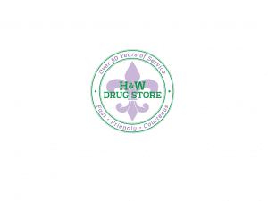 HW Drug Store logo