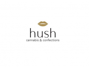 Hush Cannabis logo