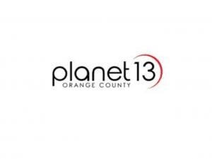 Planet 13 OC logo