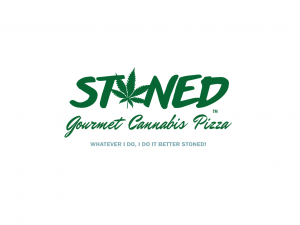 Stoned Gourmet Cannabis Pizza